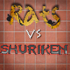 Rat vs Shuriken A Free Action Game