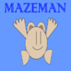 Mazeman A Free Action Game
