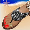 Summer Sandals A Free Dress-Up Game
