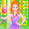 Cool Fashion Model Dress up game.