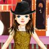 Pretty Little Dancer Girl