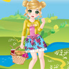 Picnic Girl A Free Dress-Up Game