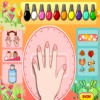 Fantastic Nail Art A Free Dress-Up Game