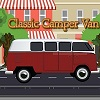 Classic Camper Van A Free Action Game