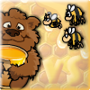 Bear vs Bee A Free Action Game