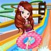 Aquatic Park A Free Dress-Up Game