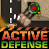 Active Defense A Free Action Game