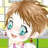 Pretty Dish Washer A Free Dress-Up Game