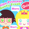 Are you a Fashion Princess or a Geeky Freak?   Take this 10Q Quiz, and find out!!!