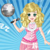 Play Popstar Girl Dress Up