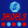 5 Jewels A Free Puzzles Game