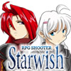 The most epic story for a Flash shooter!  RPG Shooter: Starwish is a unique blend of a shooter, rpg, visual novel and dating sim. Earn multiple endings, and listen to a wonderful custom soundtrack.  This is a smaller, more distributable version of the original.