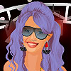 Pop star dress up game.