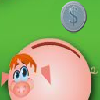 Get the coins and spend your money carefully to be the richest in the world!