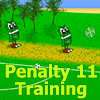 Penalty 11 Training A Free Action Game