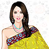 Indian Girl Dressup