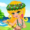 Hawaiian Skirts A Free Dress-Up Game