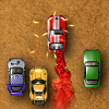 A 60 second car race skill game from MunsieGames! Drive your car as fast as possible for big points while avoiding other cars.