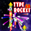 TypeRocket60 A Free Action Game