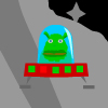 UFO game A Free Action Game
