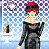 Checkered Fashion Dress Up