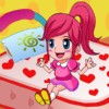 Lovely Girl Bedroom A Free Dress-Up Game