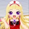 Jenny is a kind and faddish nurse. She is very popular in the hospital. Do you want to see her? Now a wonderful chance, you can dress her with stylish nurse  clothes. So many choice, choose the best one for her. Beauful nurse is coming!