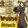 Mouse Attack (Match Three Game) A Free Education Game