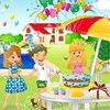 Kitchen Garden Party A Free Dress-Up Game