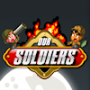 "Our Soldiers is a video game based on the ""Scorched Earth"" game and other similar games within the genre, where the aim is to eliminate the opposing team, destroying their soldiers with different weapons.  The team who has at least one soldier alive after a series of turns is the winner."