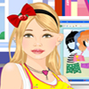 Cute Gamer girl make over A Free Dress-Up Game