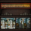 Differences in Old Town (Spot the Differences Game)