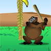 hit banana A Free Action Game