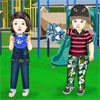 Little Brother and Sister A Free Customize Game