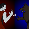 Vampires vs Werewolves: TicTacToe A Free Puzzles Game