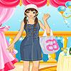 Sandy dress up