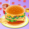 Deluxe Hamburgers A Free Dress-Up Game