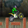 MotorBike Pro -  Over Brick A Free Driving Game