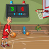 Basketball A Free Action Game