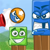 Big Blocks Battle A Free Action Game