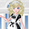 Cutie  Maid Dress Up A Free Dress-Up Game