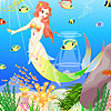 Cute mermaid design A Free Customize Game