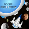 The objective of this game is to shoot asteroids in the space and get highest score