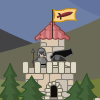 now you can build your own castle. use different elements an construct it the way you like.