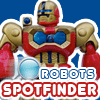 Spotfinder - Robots A Free Education Game