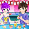 New game Ice Cream Store Dating from Yokogames A Free Dress-Up Game