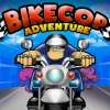 Complete the challenging levels in this police motorcycle game and show the criminals that they have to always watch their backs with you on the streets.