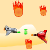 Rescue from Meteorite Shower A Free Action Game