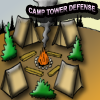 Camp Tower Defense - Amoeba attack A Free Puzzles Game
