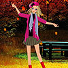 Autumn Fashion Girl